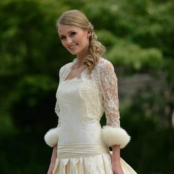 Robe de mariée Catherine Varnier - Modèle Isadora