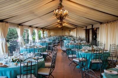 Las 12 mejores fincas para bodas de Madrid