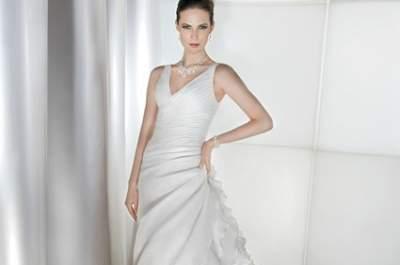 Sélection de robes de mariée Demetrios, collection 2013