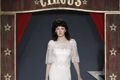 Cвадебные платья с иллюзорными элементами. Выберете свое единственное!