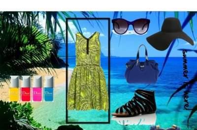 5 estilos de vestir para ir a una boda en playa