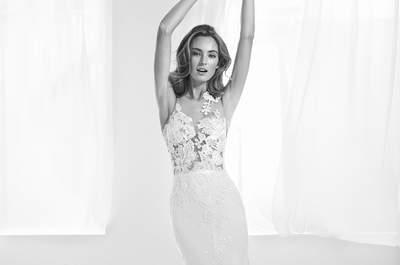 Collection Pronovias 2018 : découvrez en exclusivité les plus beaux modèles à venir
