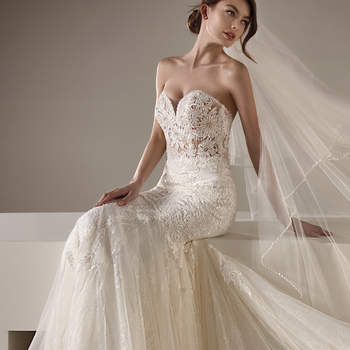 Créditos: Alison, Pronovias Privee 2020