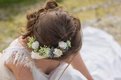 Une inspiration bohème et romantique pour un mariage glamour et authentique