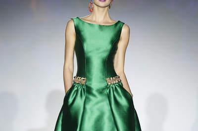 Vestidos de festa Patricia Avendaño 2016: espanhola surpreende a agrada com elegância e MUITO estilo
