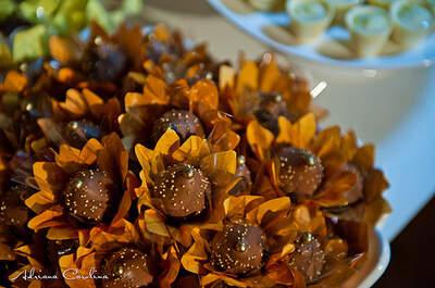Tendencias en bocadillos dulces para la recepción de tu boda