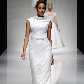 Dress by Alan Hannah. Image: Christopher Dadey for White Gallery London