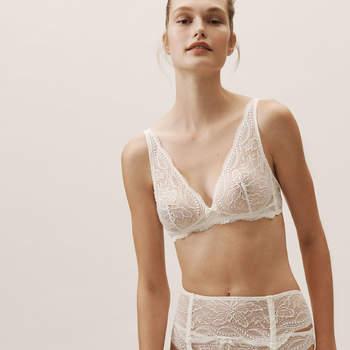 5404ef252 Los mejores diseños de lencería para novias. ¡50 atractivos ...