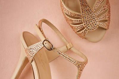 Mariez-vous en sandales : les dernières tendances printemps-été 2015.