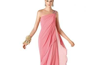 ¿Cuál es el mejor color de vestido para mis damas de boda?