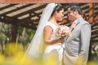 Carolina y Gonzalo: cuando la música es la cómplice de tu amor