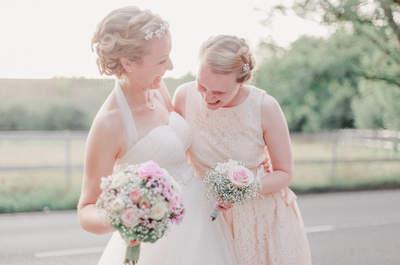 23 besondere Dinge, die jede Braut mit ihrer besten Freundin teilt!