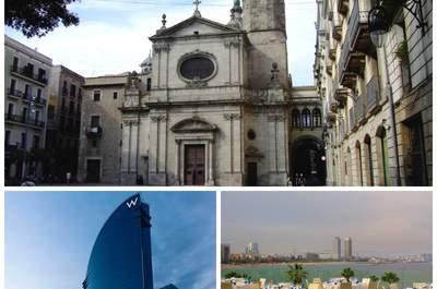 Las 12 iglesias más bonitas de Barcelona para casarse