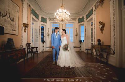 Editorial de casamento em estilo francês na Villa Alexandrino: Très Jolie!