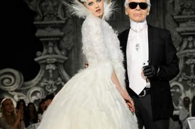 Haute Couture Brautkleider 2013: die schönsten Designs
