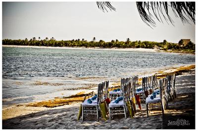#MartesDeBodas: Tips de los expertos para decorar una boda en la playa