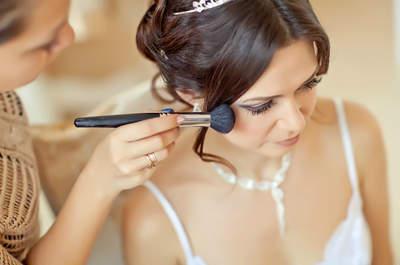 Cómo elegir el maquillaje de novia perfecto para ese día tan especial