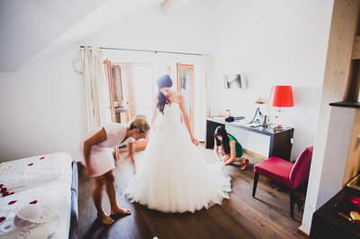 О чем чаще всего жалеют невесты после свадьбы?