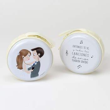 Monedero Recién Casados con Cremallera- Compra en The Wedding Shop