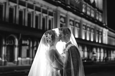 Juliana e Rafael: casamento clássico e romântico em São Paulo