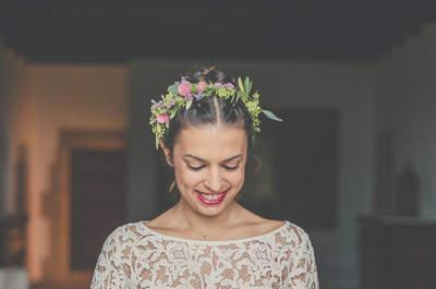 ¿Quieres ser una novia millennial? Descubre las mejores tendencias para conseguirlo