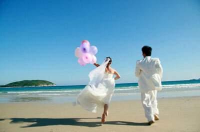 Voyage de noces : on opte pour la surprise et on laisse faire son fiancé !