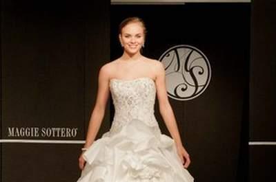 Ärmellose Brautkleider aus den Kollektionen 2013 – Traumhafte Modelle für jede Figur