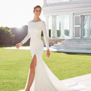 Créditos: Rosa Clará 2020 | Modelo do vestido: Carmen