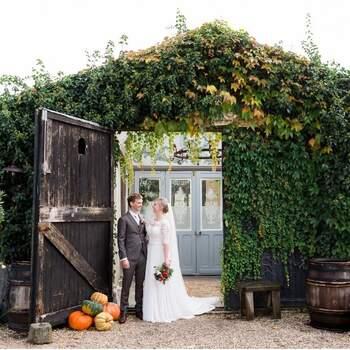 Real Wedding: proef het najaar met deze herfstbruiloft! | Foto: Moniek van Gils Fotografie