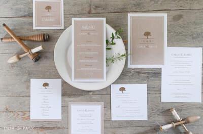 Event of Paper : faire-part de mariage tendance, élégant, poétique et original