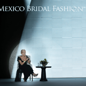 Créditos: Mexico Bridal Fashion
