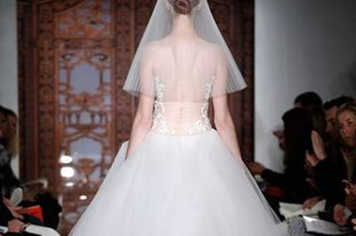 Reem Acra Bridal Collection Fall/Winter 2013