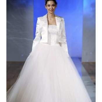 Seleccionámos 8 vestidos de noiva para vos dar a conhecer a colecção Foto: Birnbaum & Bullock Outono 2013, apresentada na New York Bridal Fashion Week.