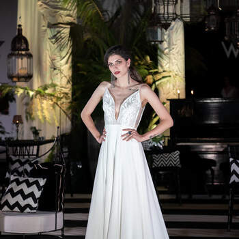Créditos: Gio Rodrigues Bridal Couture 2020