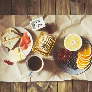 Un desayuno que le lleven hasta su casa