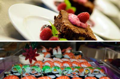 O buffet ideal para o dia do seu casamento com Gémeos Catering