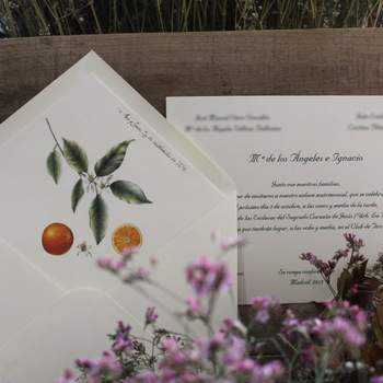 37 tipos de invitaciones de boda. ¡Toma nota e invita con estilo!