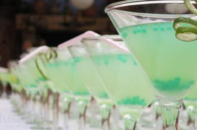 5 consejos para sorprender a los invitados a tu boda con cocteles increíbles