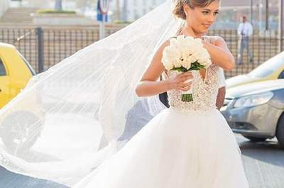 Las 7 mejores tiendas para vestidos de novia en Medellín