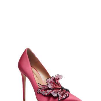 Cabaret Pink. Credits: Aquazzura