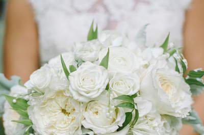 55 najpiękniejszych bukietów ślubnych! Znajdź swój wymarzony!