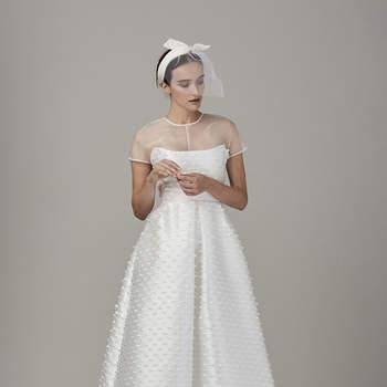 Verlieben Sie sich in diese kurzen Brautkleider – Zauberhafte Trends für moderne Bräute!