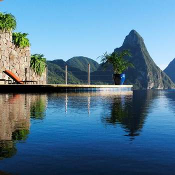 Foto: Jade Mountain Resort