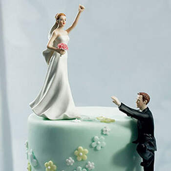 Figura Tarta Nupcial- Compra en The Wedding Shop
