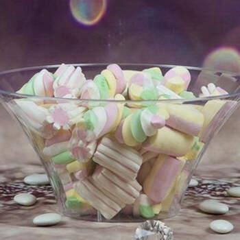 Envase Transparente Jarrón Para Candy Bar- Compra en The Wedding Shop