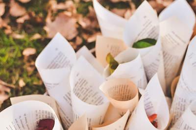 Un mariage couleurs or et chocolat, en automne et... En kilt ! Inspiration façon Highlands