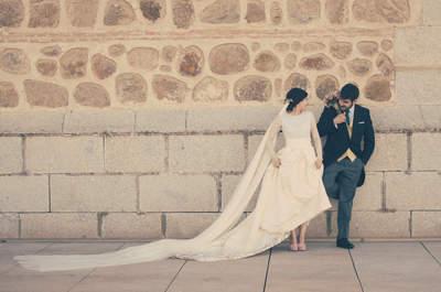 Una boda rústica en pleno Toledo: el gran día de Enrique y Pilar