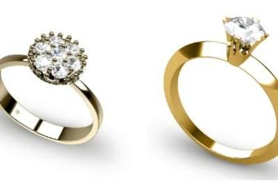 As alianças de noivado mais incríveis para 2014