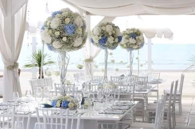 3 tipi di matrimonio per 3 location differenti: scegli il tuo stile e la cornice più adatta!