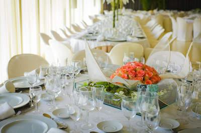 40 decorações para mesas de casamento 2017 incríveis: encontre a sua!
